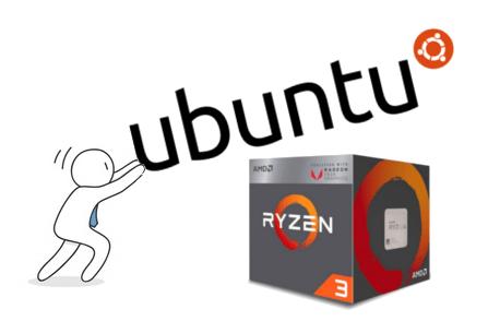 Ubuntu Linux 18 04 1 LTS on AMD Ryzen 2200G – Ajith's Thoughts